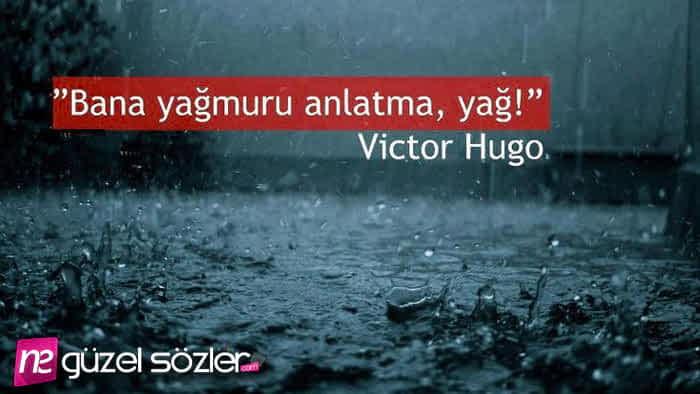 Victor Hugo Sözleri