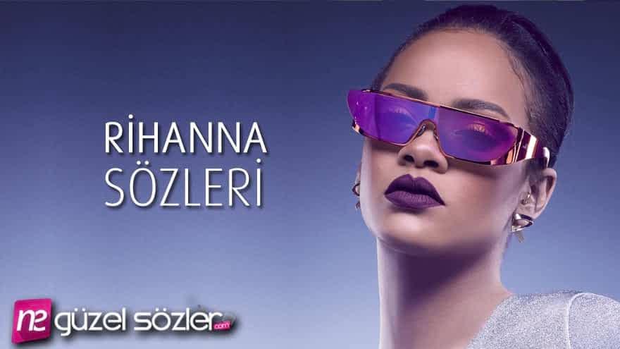 Rihanna Sözleri