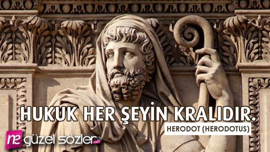 Herodotus Sözleri