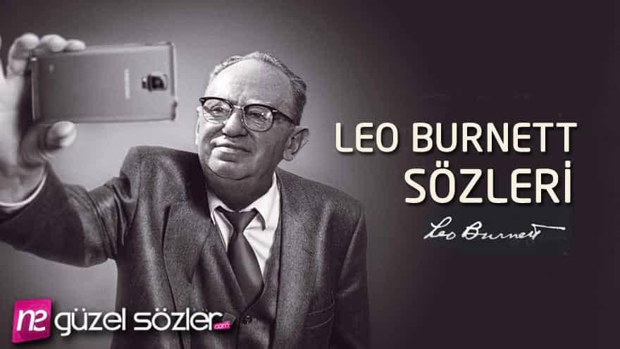 Leo Burnett Sözleri