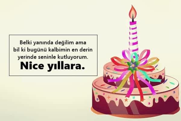 doğum günü kutlu olsun sözleri