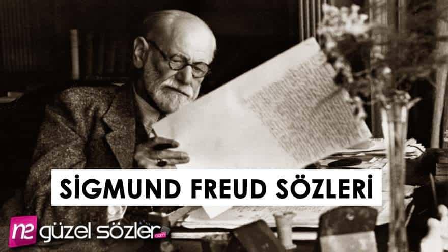 Sigmund Freud Güzel Sözleri