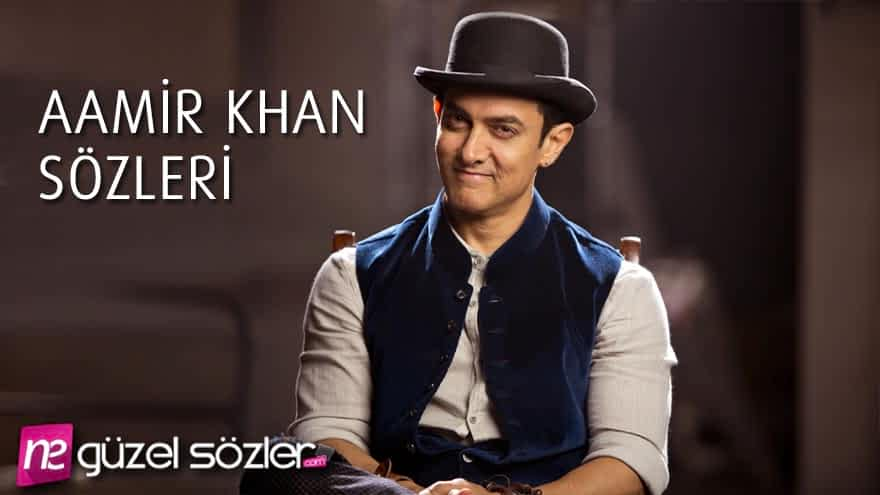 Aamir Khan Film Sözleri