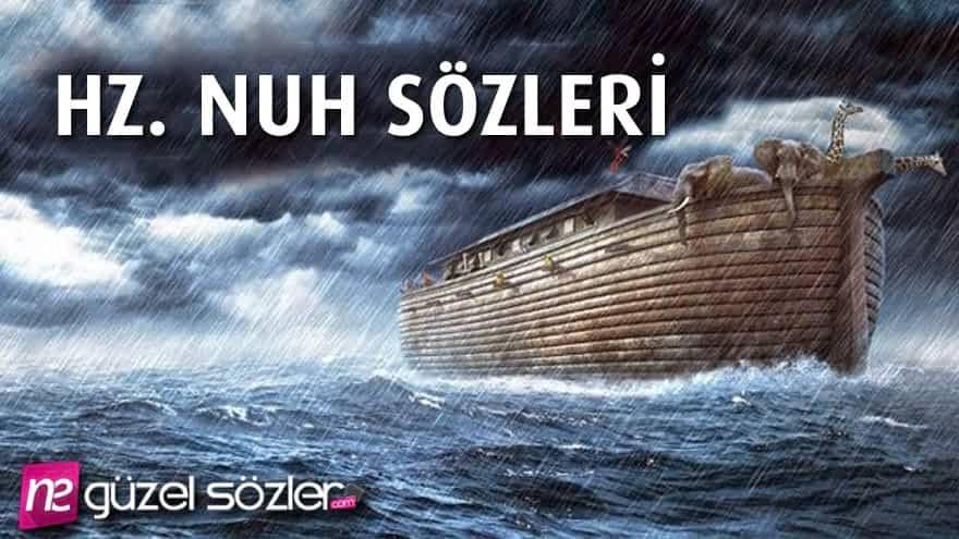 Hz. Nuh Sözleri