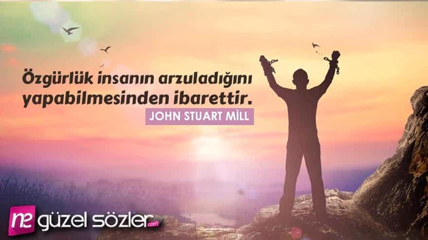 John Stuart Mill Sözleri