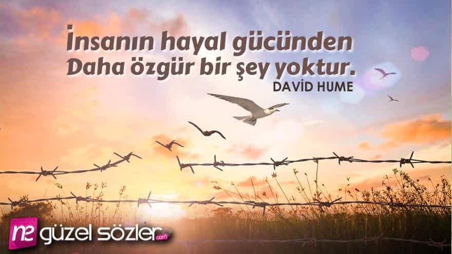 David Hume Söz