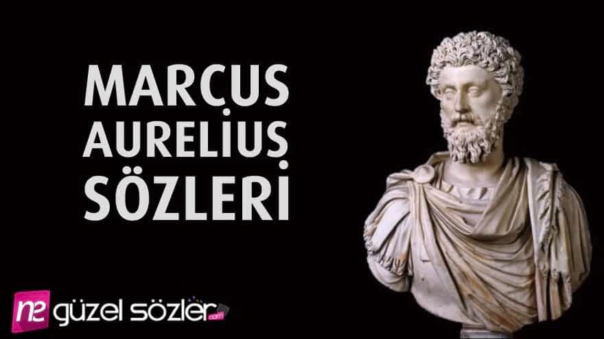Marcus Aurelius Sözleri