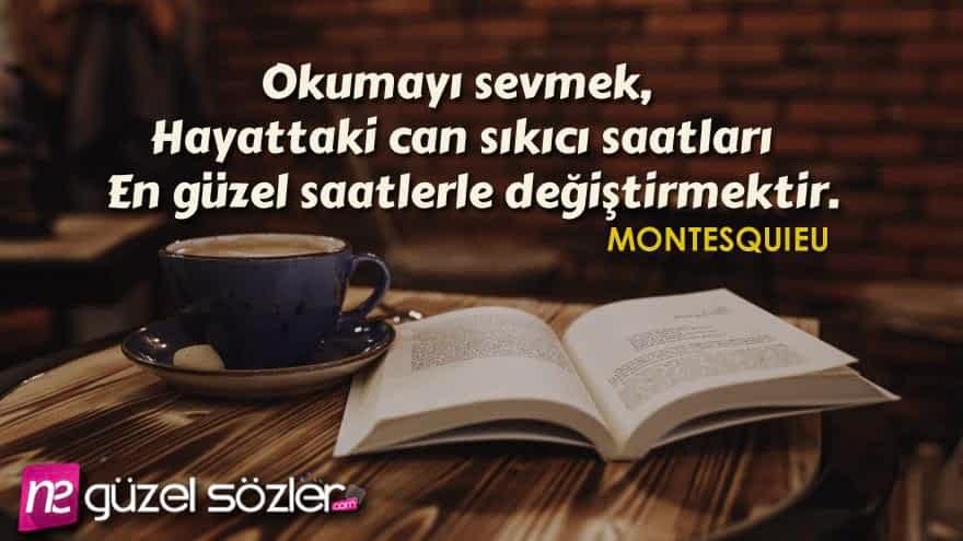 Montesquieu Sözleri