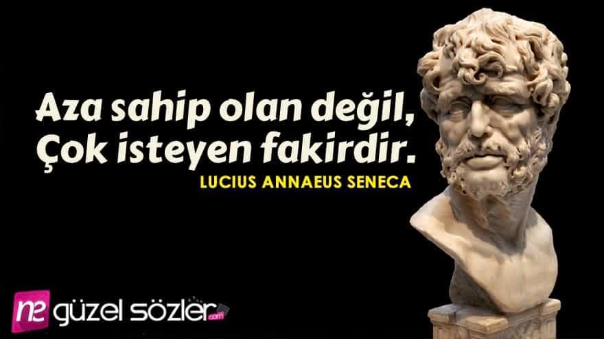 Lucius Annaeus Seneca Sözleri