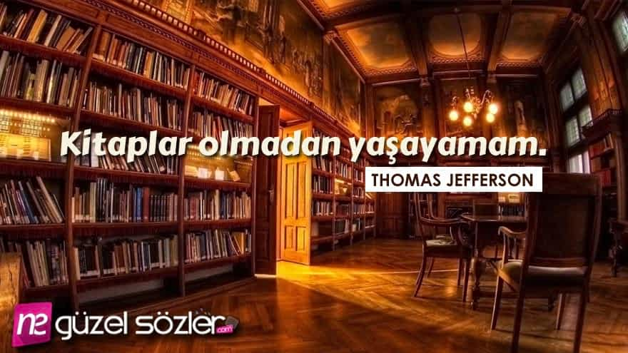 Thomas Jefferson Söz