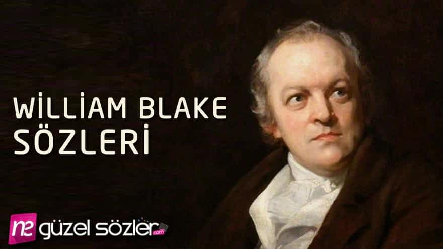 William Blake Sözleri