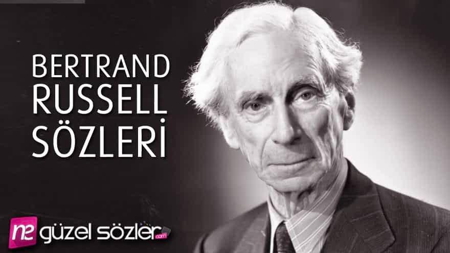 Bertrand Russell Alıntılar