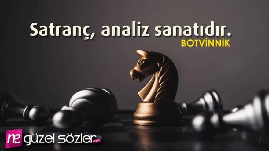 Ünlü Satranç Oyuncularının Sözleri