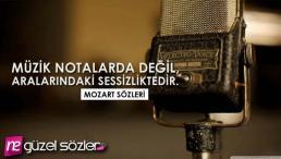 Mozart Sözleri