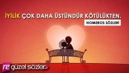 Homeros Sözleri