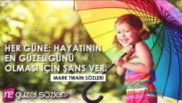 Mark Twain Sözleri