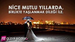 Evlilik Yıldönümü Mesajları