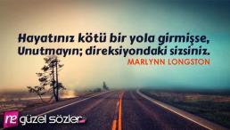 Marlynn Longston Sözleri