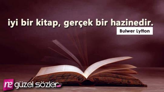 Kitaplar İle İlgili Güzel Sözler